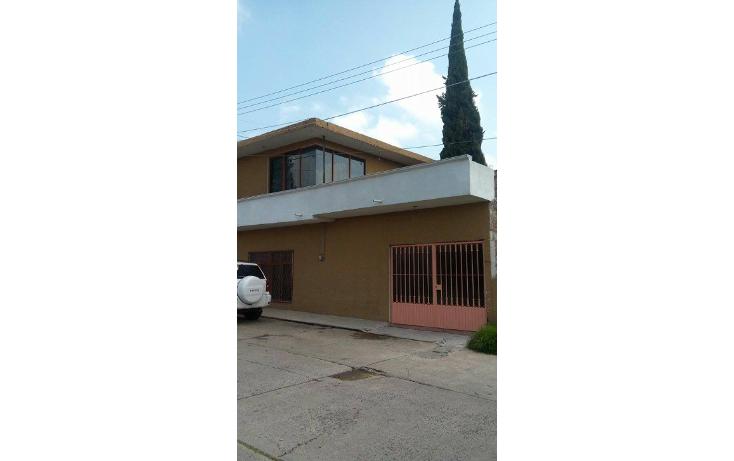Foto de casa en venta en  , el lago 1, morelia, michoacán de ocampo, 1370949 No. 01
