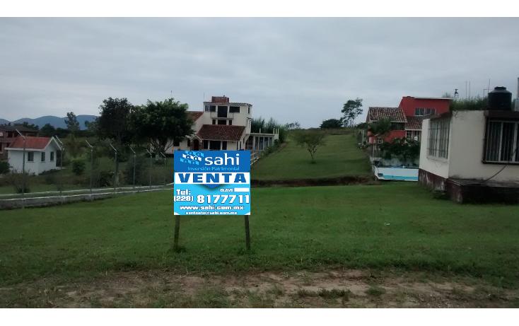 Foto de terreno habitacional en venta en  , el lencero, emiliano zapata, veracruz de ignacio de la llave, 1075187 No. 01