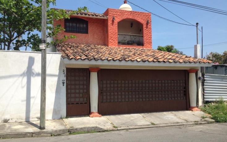 Foto de casa en venta en  , el manantial, boca del r?o, veracruz de ignacio de la llave, 896457 No. 01