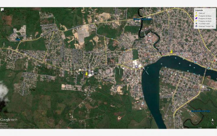 Foto de terreno habitacional en venta en el manguito, infonavit las granjas, tuxpan, veracruz, 1826242 no 12