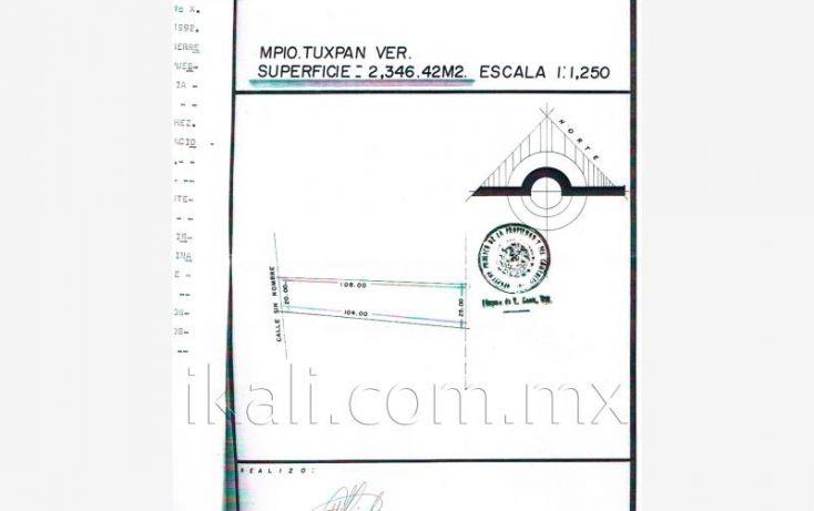 Foto de terreno habitacional en venta en el manguito, infonavit las granjas, tuxpan, veracruz, 1826242 no 14