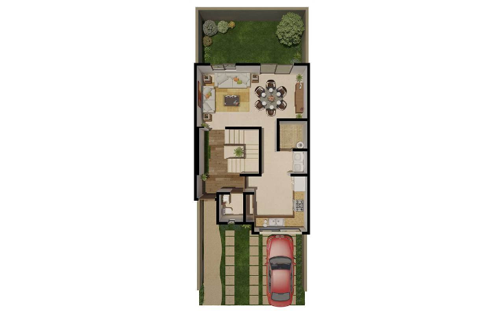 Foto de casa en venta en  , el marqu?s, quer?taro, quer?taro, 1657206 No. 03