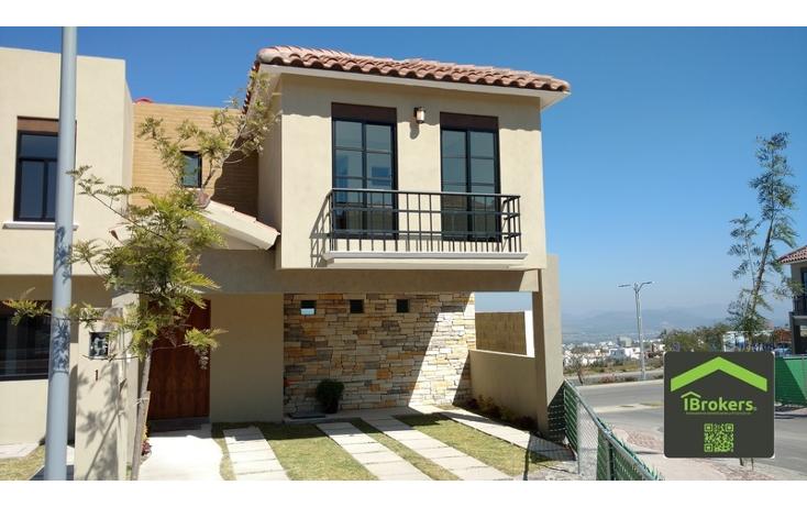 Foto de casa en venta en  , el marqués, querétaro, querétaro, 694773 No. 01