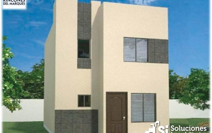 Foto de casa en venta en  , el marqués, querétaro, querétaro, 982827 No. 01