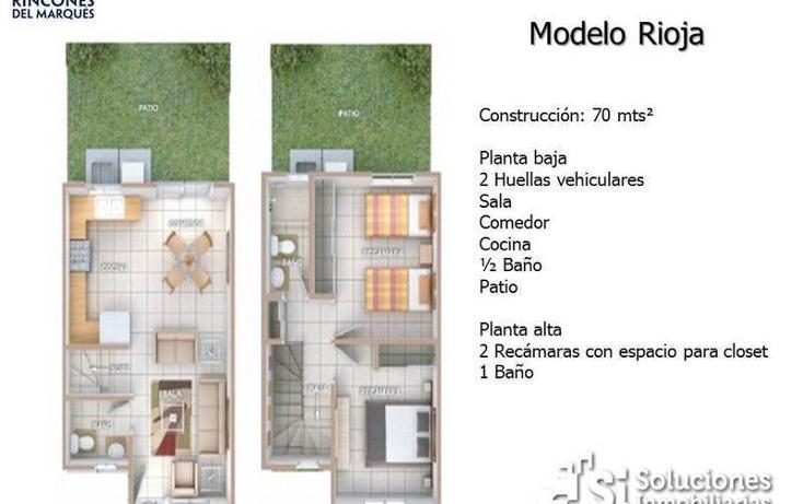 Foto de casa en venta en  , el marqués, querétaro, querétaro, 982827 No. 02