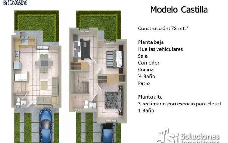 Foto de casa en venta en  , el marqués, querétaro, querétaro, 982829 No. 02