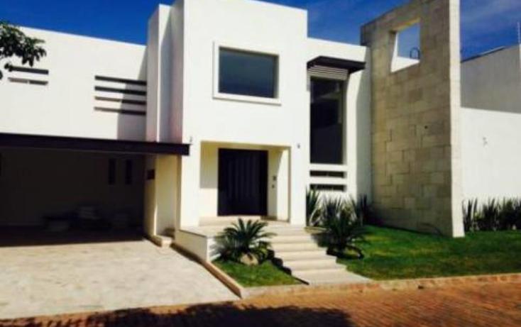 Foto de casa en venta en  , el mascareño, cuernavaca, morelos, 1674252 No. 01