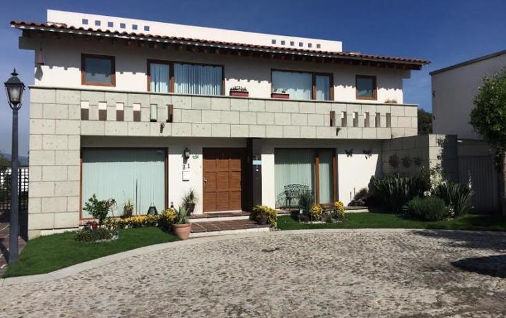 Foto de casa en venta en privada de san carlos , el mesón, calimaya, méxico, 2707214 No. 01