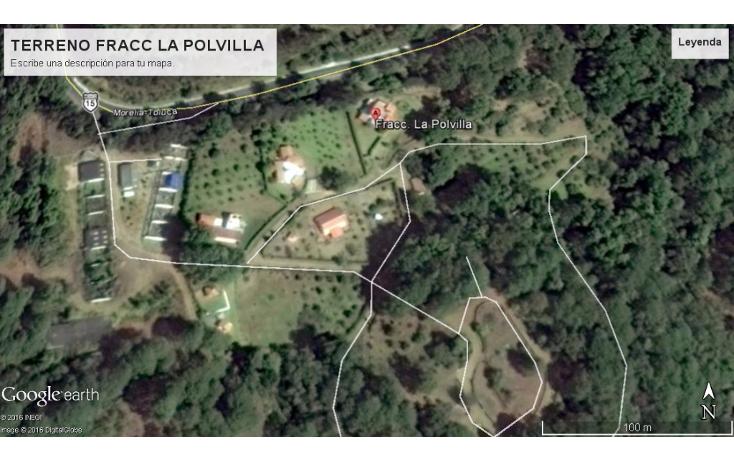 Foto de terreno habitacional en venta en  , el mezcal, tzitzio, michoacán de ocampo, 1998062 No. 09