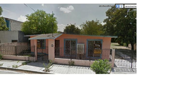 Foto de casa en venta en  , el mezquital, apodaca, nuevo león, 1663456 No. 01