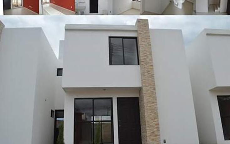 Foto de casa en venta en  , el mezquital, san luis potosí, san luis potosí, 1264619 No. 01