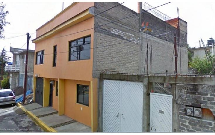 Foto de casa en venta en  , el mirador 2a sección, tlalpan, distrito federal, 1081677 No. 01