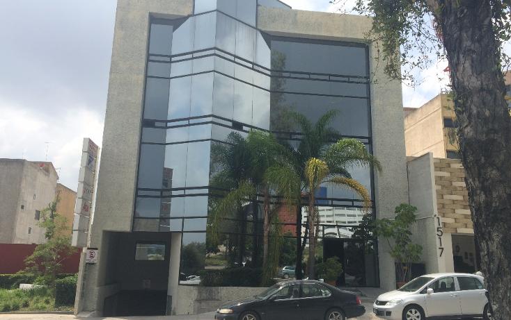 Foto de oficina en renta en  , el mirador campestre, león, guanajuato, 1355091 No. 01