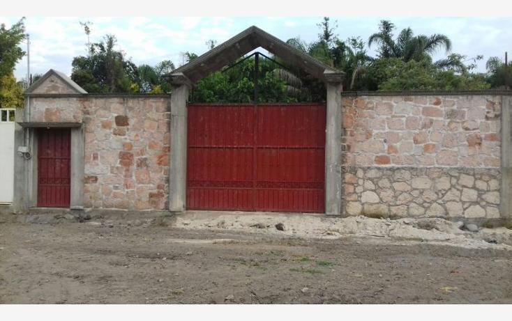 Foto de casa en venta en  , el mirador, cuautla, morelos, 1614806 No. 01