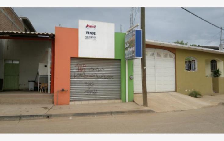 Foto de local en venta en  , el mirador, culiacán, sinaloa, 1783834 No. 01