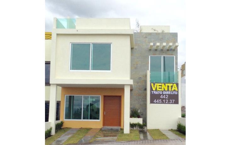 Foto de casa en venta en  , el mirador, el marqués, querétaro, 1026739 No. 05