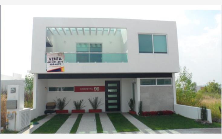 Foto de casa en venta en  , el mirador, el marqués, querétaro, 1158883 No. 02