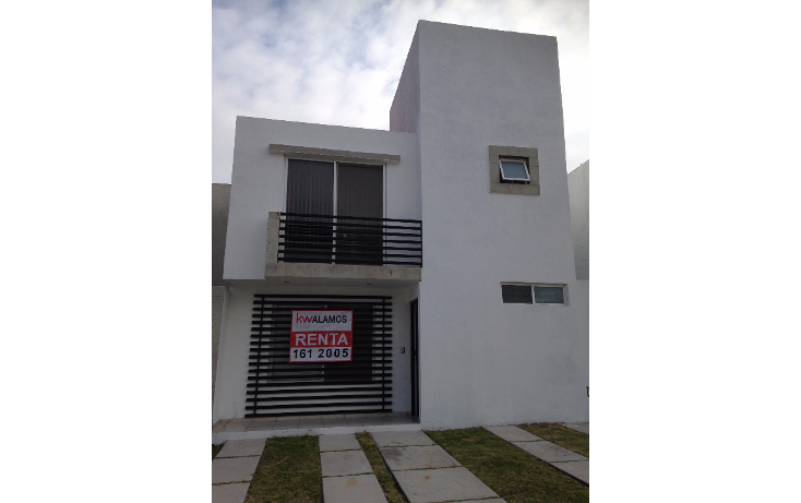 Foto de casa en renta en  , el mirador, el marqués, querétaro, 1302949 No. 01