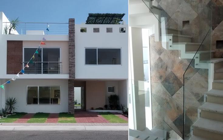 Foto de casa en venta en  , el mirador, el marqués, querétaro, 1354869 No. 01