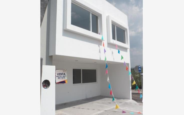 Foto de casa en venta en  , el mirador, el marqués, querétaro, 1371283 No. 02