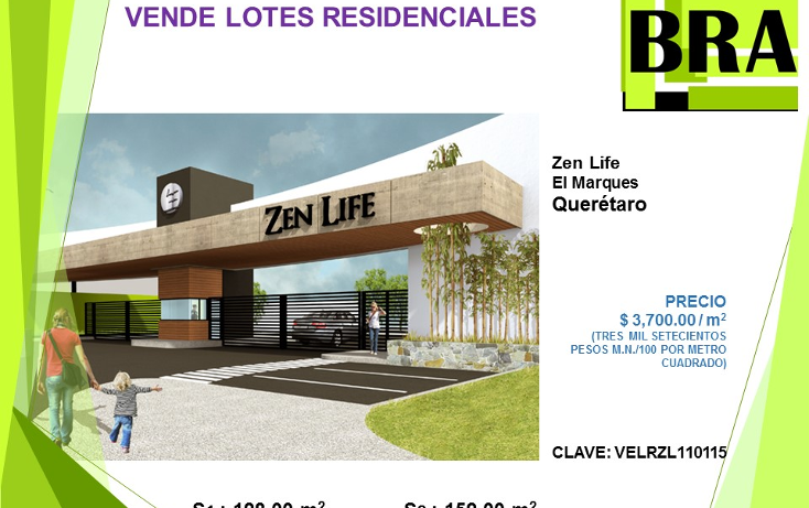 Foto de terreno habitacional en venta en  , el mirador, el marqués, querétaro, 1478453 No. 01