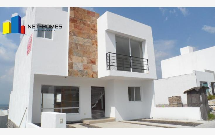 Foto de casa en venta en  , el mirador, el marqués, querétaro, 1750944 No. 01