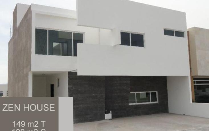 Foto de casa en venta en  , el mirador, el marqués, querétaro, 605332 No. 01