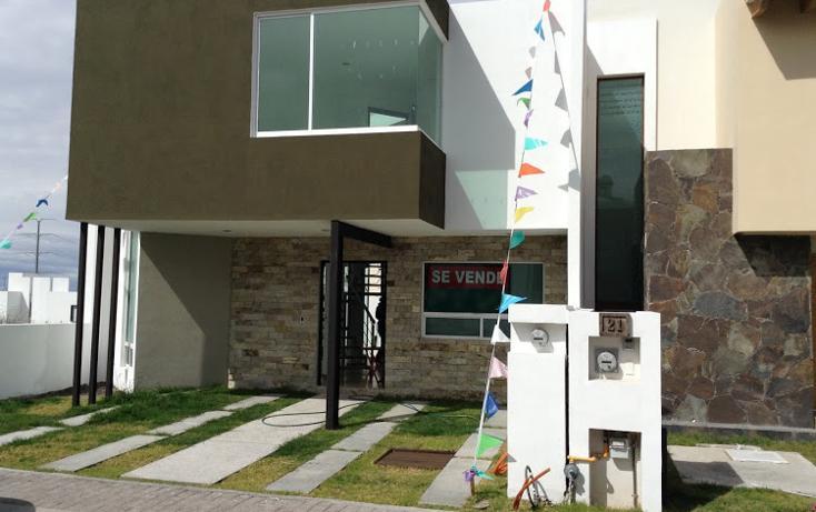 Foto de casa en venta en  , el mirador, el marqués, querétaro, 748653 No. 01