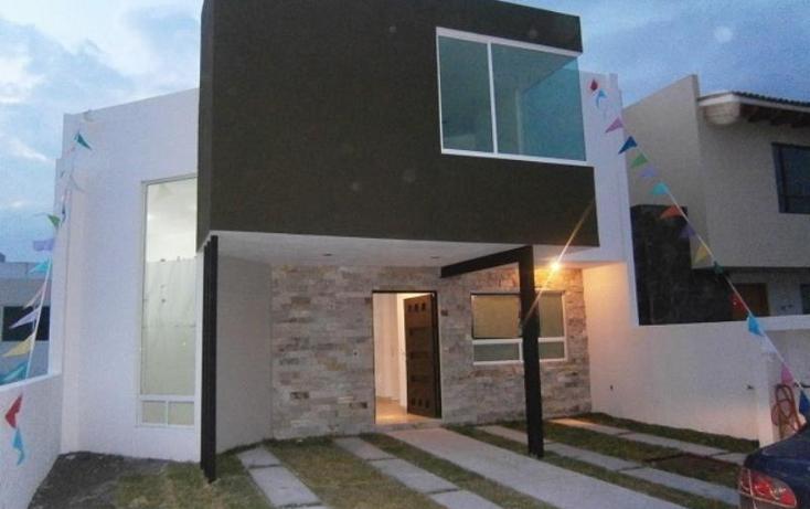 Foto de casa en venta en  , el mirador, el marqu?s, quer?taro, 852099 No. 01