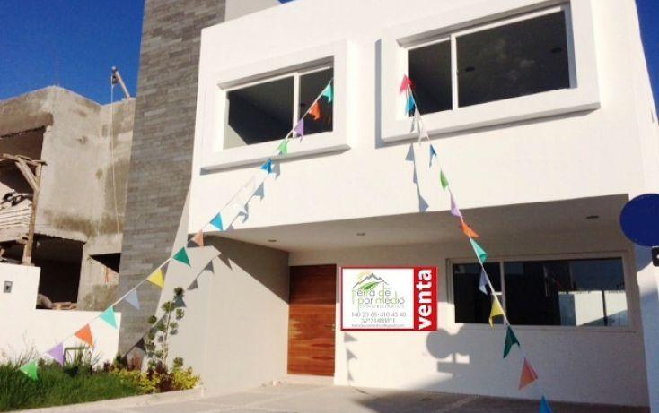 Foto de casa en venta en, el mirador, querétaro, querétaro, 1459605 no 01