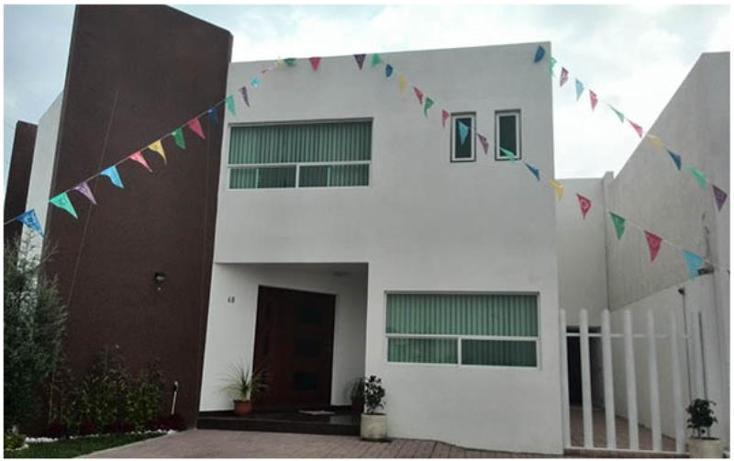 Foto de casa en venta en  , el mirador, querétaro, querétaro, 1465961 No. 01