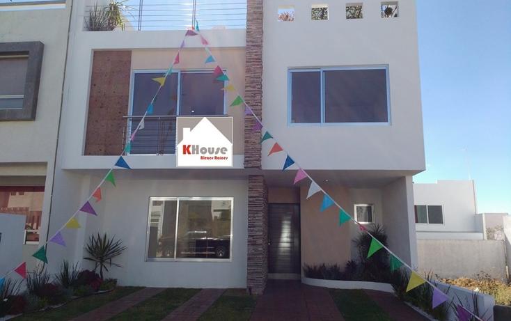 Foto de casa en venta en  , el mirador, querétaro, querétaro, 1545726 No. 01