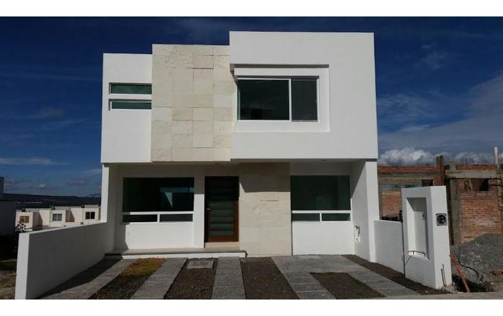Foto de casa en venta en  , el mirador, querétaro, querétaro, 1558141 No. 01