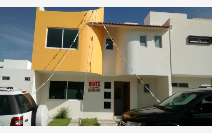 Foto de casa en venta en  , el mirador, querétaro, querétaro, 1577284 No. 01