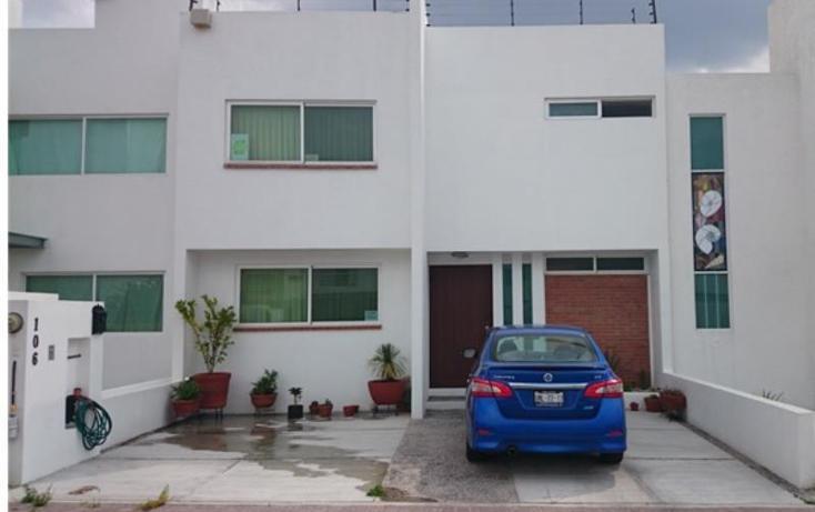 Foto de casa en venta en  , el mirador, querétaro, querétaro, 670117 No. 01