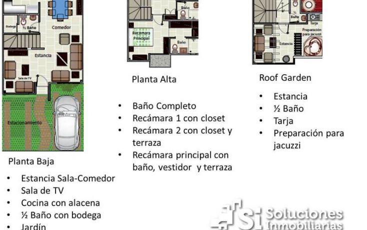 Foto de casa en venta en, el mirador, san juan del río, querétaro, 1519955 no 02