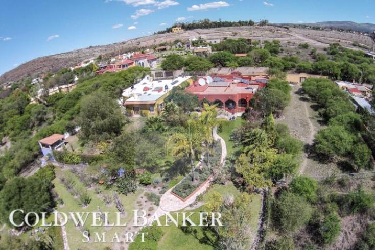 Foto de terreno habitacional en venta en el mirador , villa de los frailes, san miguel de allende, guanajuato, 1523118 No. 02
