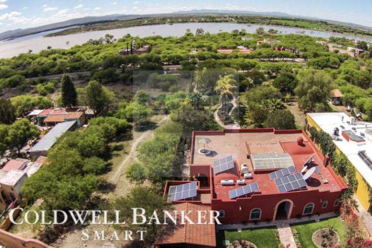 Foto de terreno habitacional en venta en el mirador , villa de los frailes, san miguel de allende, guanajuato, 1523118 No. 03
