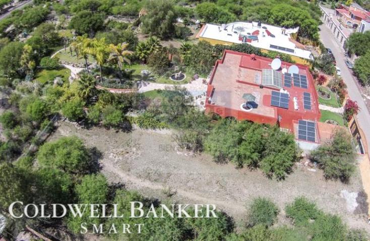 Foto de terreno habitacional en venta en  , villa de los frailes, san miguel de allende, guanajuato, 1523118 No. 06