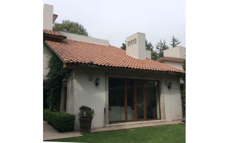 Foto de casa en venta en  , el molino, cuajimalpa de morelos, distrito federal, 1551180 No. 01