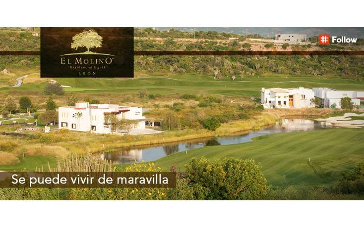 Foto de terreno habitacional en venta en  , el molino, león, guanajuato, 1059347 No. 01
