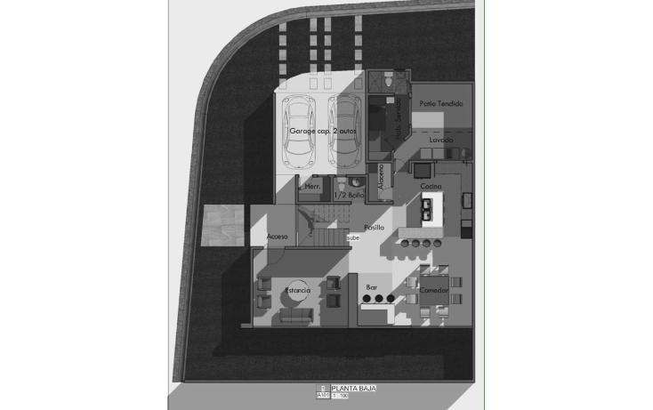 Foto de casa en venta en  , el molino, león, guanajuato, 1664474 No. 05