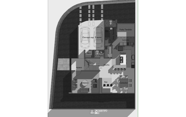 Foto de casa en venta en  , el molino, león, guanajuato, 1664474 No. 07