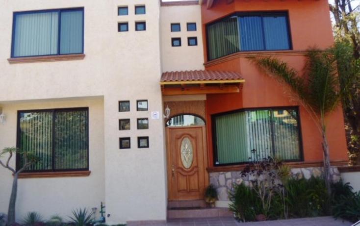 Foto de casa en venta en  , el monasterio, morelia, michoacán de ocampo, 392766 No. 01