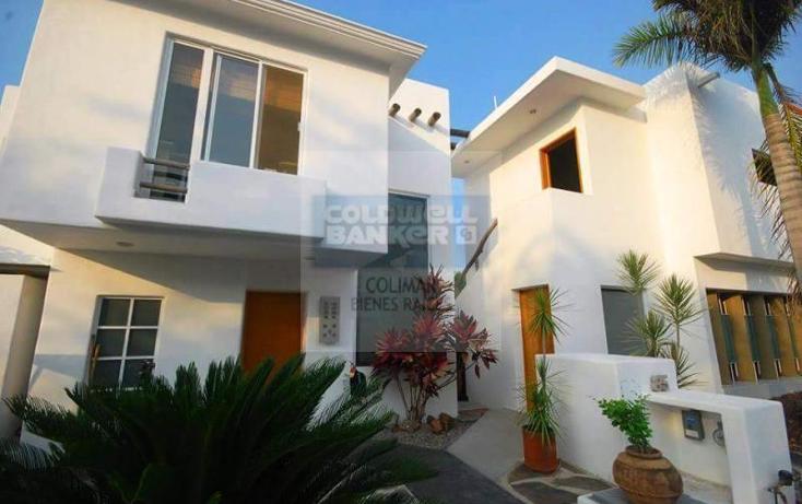 Foto de casa en condominio en venta en  , el naranjo, manzanillo, colima, 1652675 No. 01