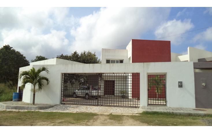 Foto de casa en venta en  , el ojital, tampico, tamaulipas, 1183327 No. 01