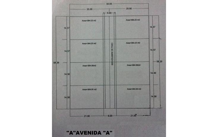 Foto de terreno habitacional en venta en  , el ojital, tampico, tamaulipas, 1678394 No. 02