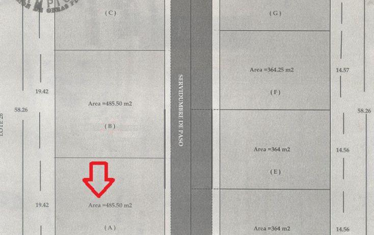 Foto de terreno habitacional en venta en, el ojital, tampico, tamaulipas, 1819640 no 06
