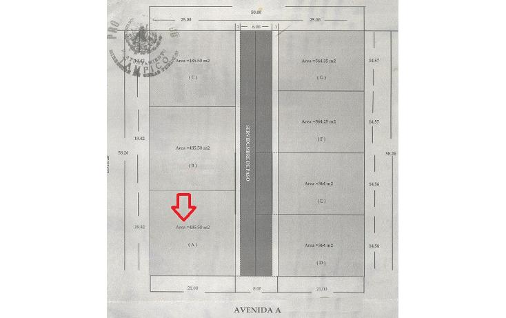 Foto de terreno habitacional en venta en  , el ojital, tampico, tamaulipas, 1819640 No. 06