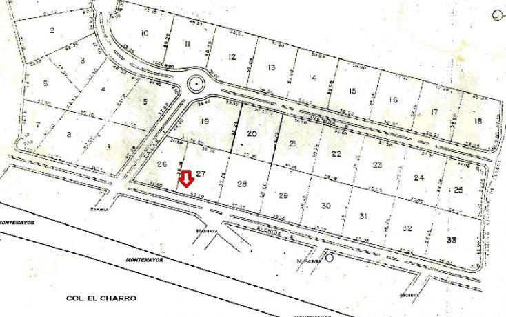 Foto de terreno habitacional en venta en, el ojital, tampico, tamaulipas, 1819640 no 07